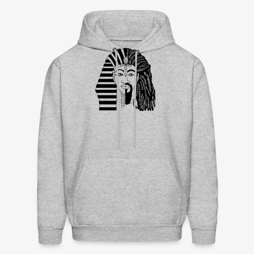 African King - BLACK HISTORY PRIDE - Men's Hoodie
