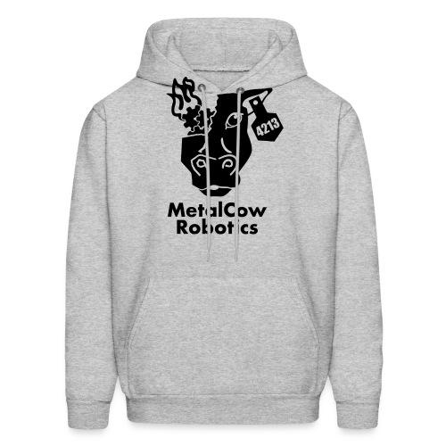 MetalCow Solid - Men's Hoodie