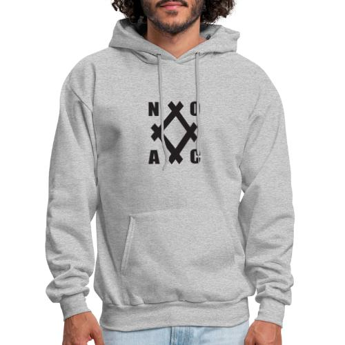 noac b diamond transparent - Men's Hoodie