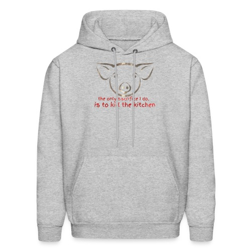 Sacrifice the kitchen - Men's Hoodie