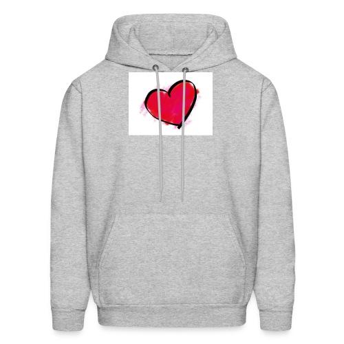 heart 192957 960 720 - Men's Hoodie