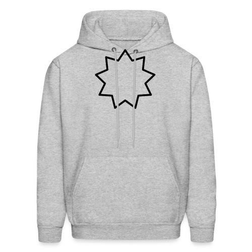 Bahai symbol - Men's Hoodie