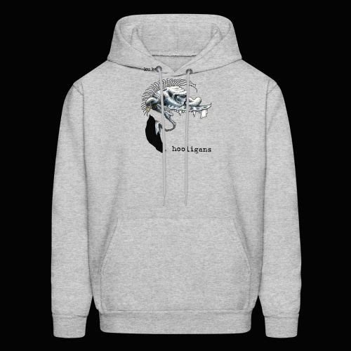 Lou Kelly - Hooligans Album Cover - Men's Hoodie