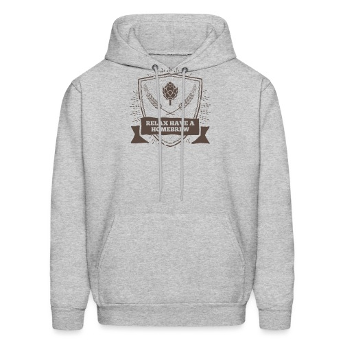 Relax have a Homebrew - Men's Hoodie