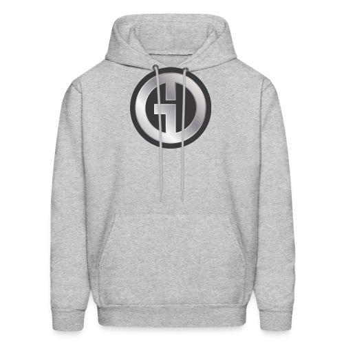 Gristwood Design Logo (No Text) For Dark Fabric - Men's Hoodie