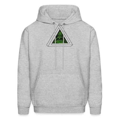 Impossible Illuminati - Men's Hoodie
