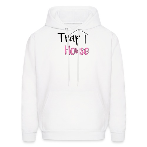 Trap House inspired by 2 Chainz. - Men's Hoodie