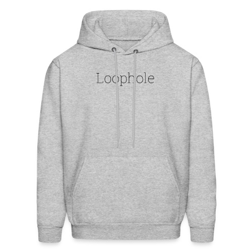 Loophole Abstract Design - Men's Hoodie