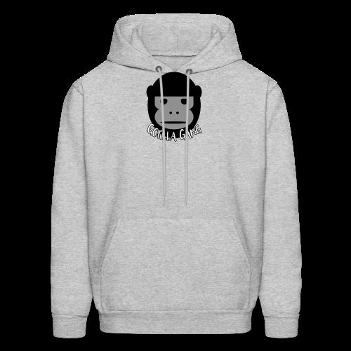 Gorilla Gang Original Insignia - Men's Hoodie