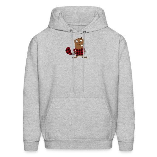 Canadian beaver - Men's Hoodie