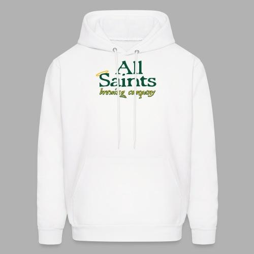 All Saints Logo Full Color - Men's Hoodie