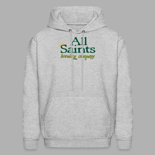 All Saints Logo Full Color - Men's Hoodie