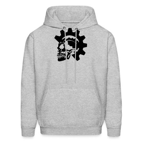 Gearhead Skull - Men's Hoodie