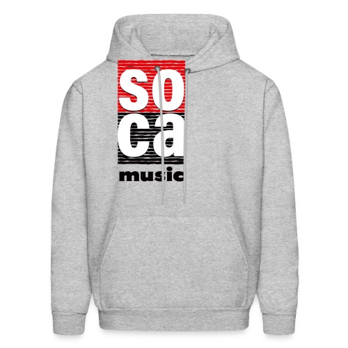 Soca music - Men's Hoodie