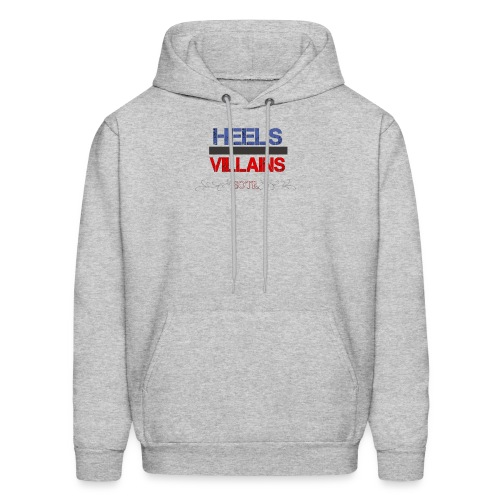 Eyes on the Ring Heels/Villains - Men's Hoodie