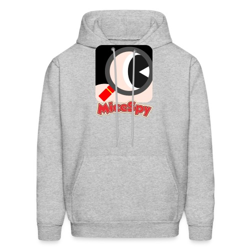 MiceSpy with your eye! - Men's Hoodie