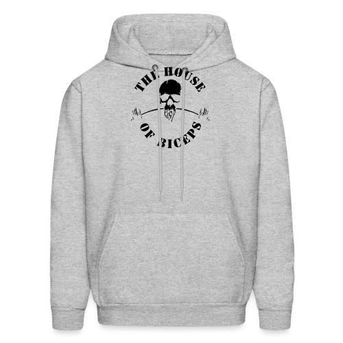 SMALL_HOB_LOGO - Men's Hoodie