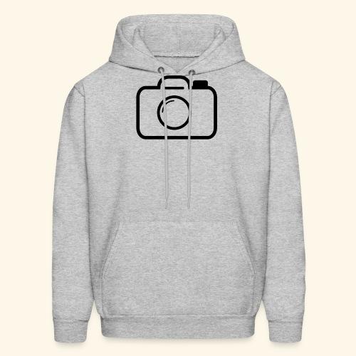 Camera - Men's Hoodie