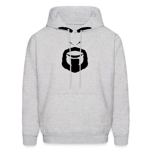 FACES_ANGRY - Men's Hoodie