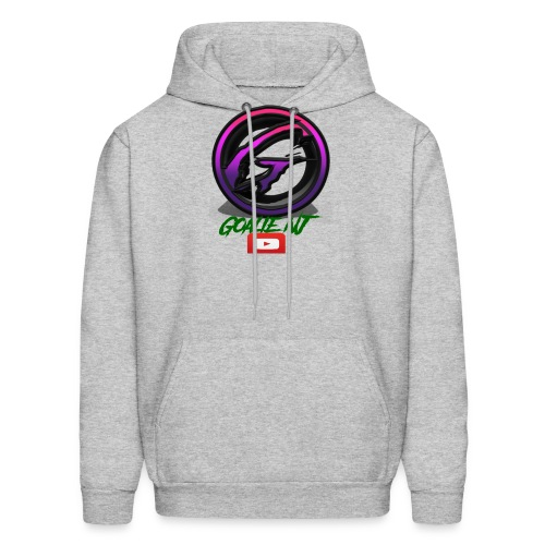 goalie nj logo - Men's Hoodie