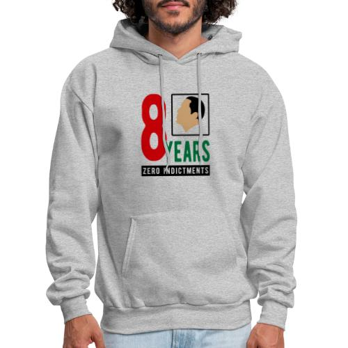 Obama Zero Indictments - Men's Hoodie