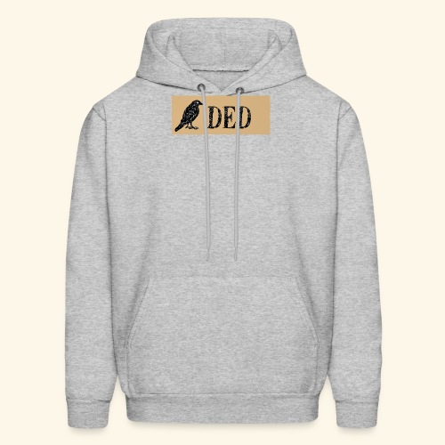 Classic Crowded - Men's Hoodie