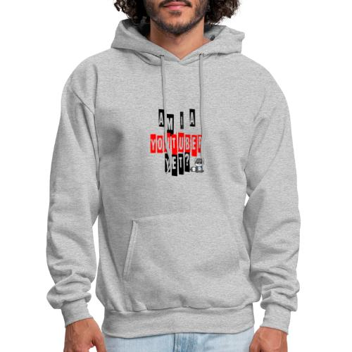 Am I A Youtuber Yet? - Men's Hoodie