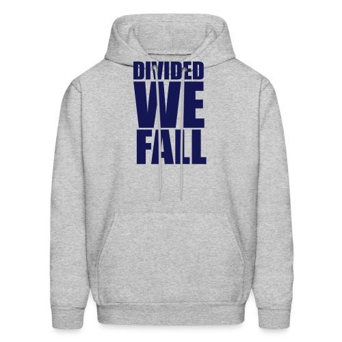 DIVIDED WE FALL - Men's Hoodie