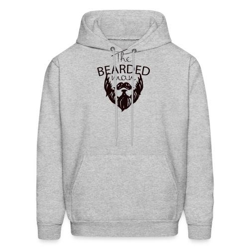 The bearded man - Men's Hoodie