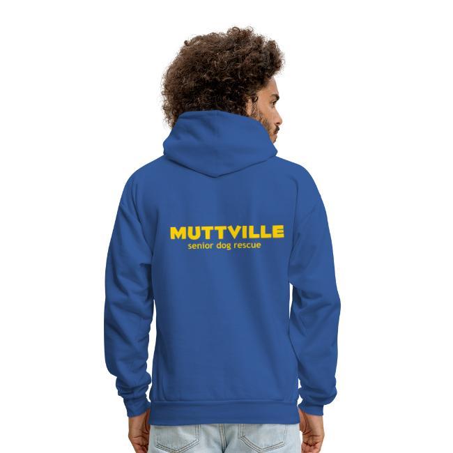 Muttbutt and logo