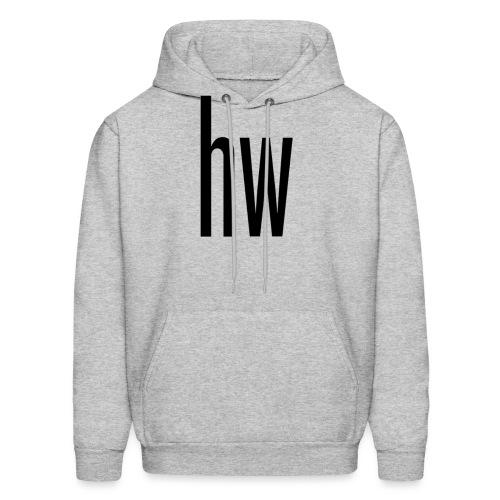 hw logo (Organic) - Men's Hoodie
