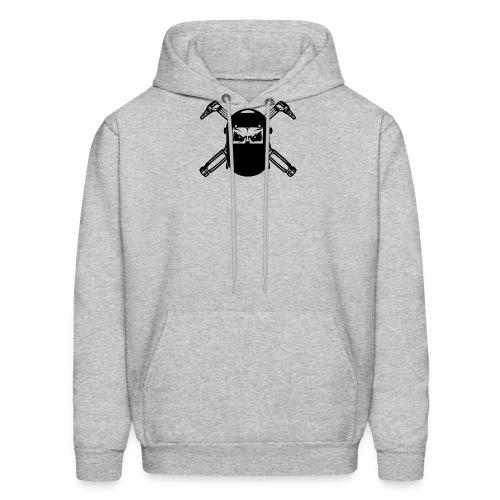 Welder Skull - Men's Hoodie