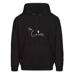 The Grims Logo - Men's Hoodie