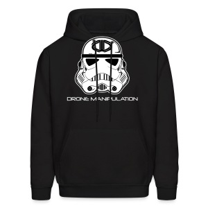 Drone Manipulation - Storm Trooper - Men's Hoodie