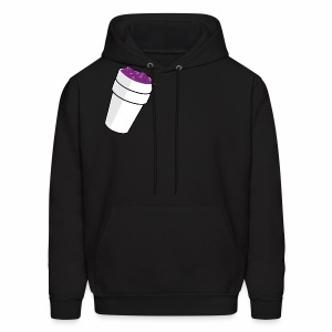 purple drink - Men's Hoodie