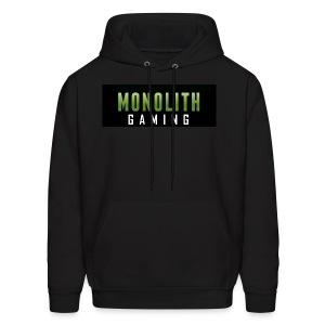 Monolith Gaming Logo - Men's Hoodie