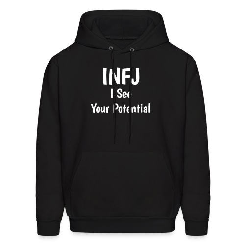 I See Your Potential - Men's Hoodie