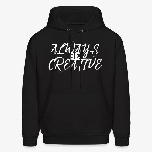Creativity and Inspire - Men's Hoodie