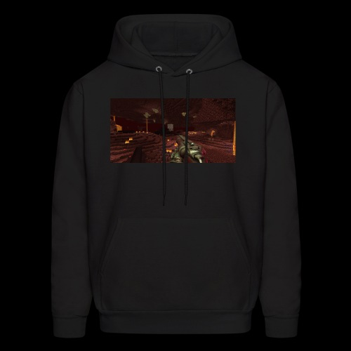 Welcome to the Neather - Men's Hoodie