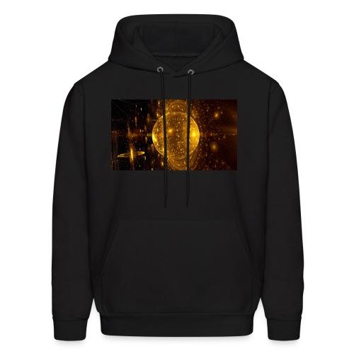 Golden Planet - Men's Hoodie