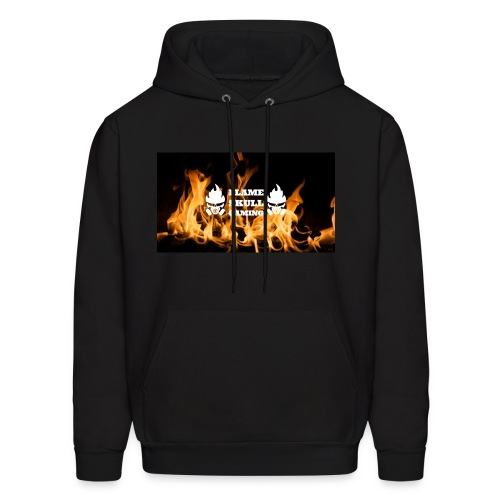 Flame Skulls Merchandise 2018- 2019 - Men's Hoodie