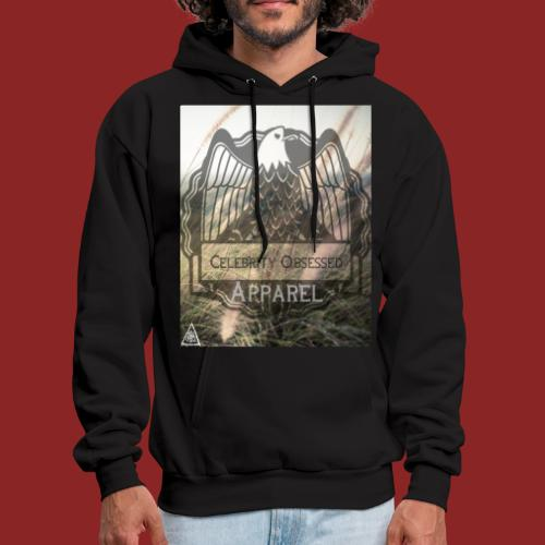 Eagle Eye Design - Men's Hoodie