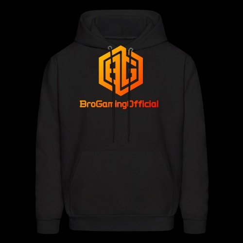 BroGamingOfficial Merch 2 - Men's Hoodie