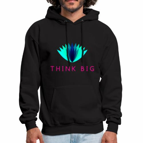 Think Big - Men's Hoodie