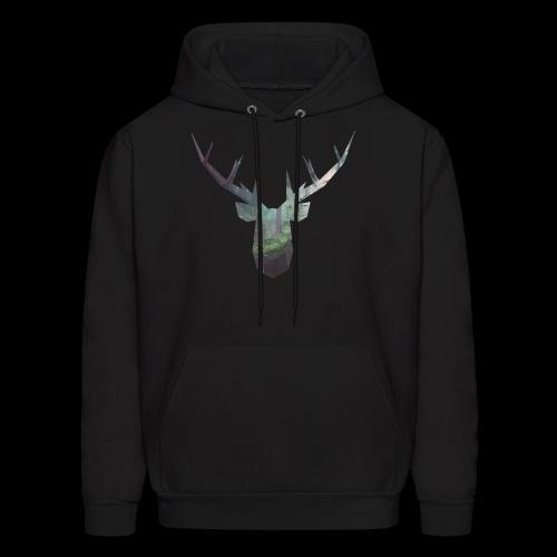 Double Deer - Men's Hoodie