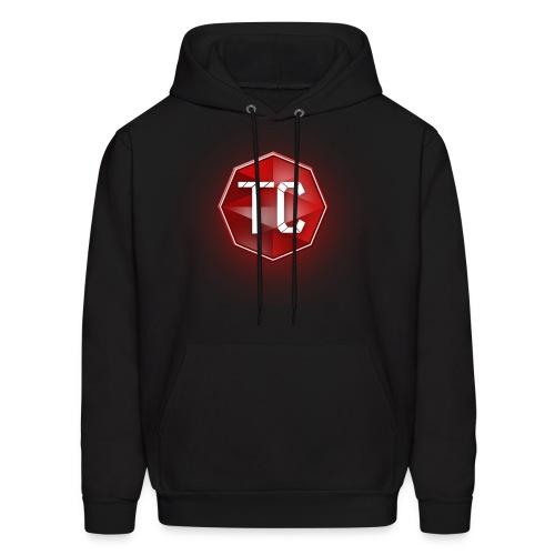 TC9700Gaming Classic Logo - Men's Hoodie