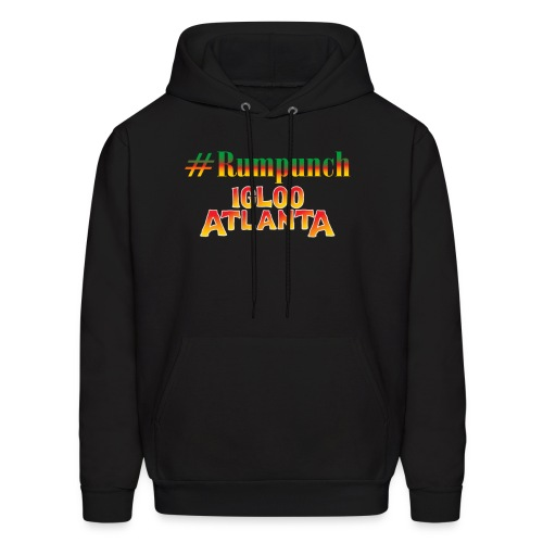 igloo Atlanta Crew love - Men's Hoodie