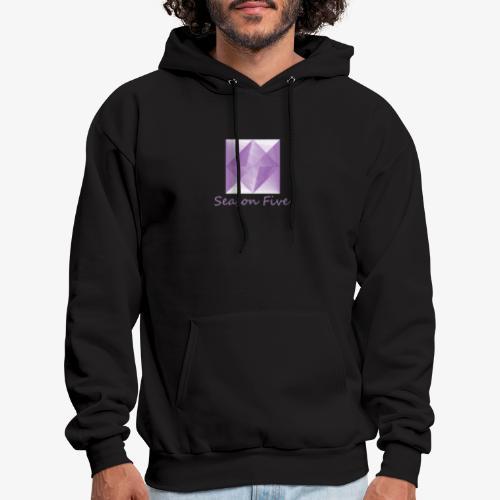 3D Logo - Men's Hoodie
