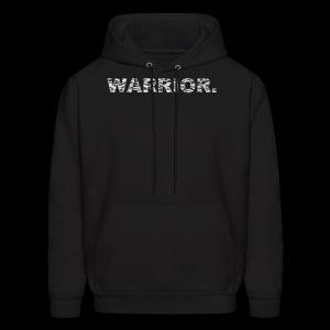 WARRIOR - Men's Hoodie