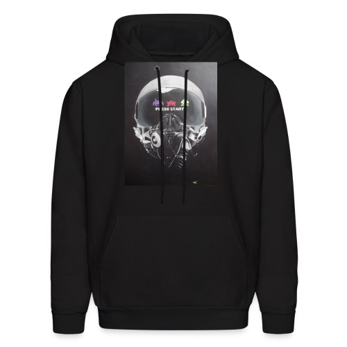 Let the games begin - Men's Hoodie